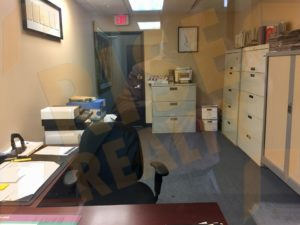 Medical Reception Office for 747 Ponce de Leon Blvd Suite 501 by Rise