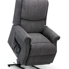 Chair Riser Stand Easy Design Within Reach Grey Fabric Recliner Chairs In