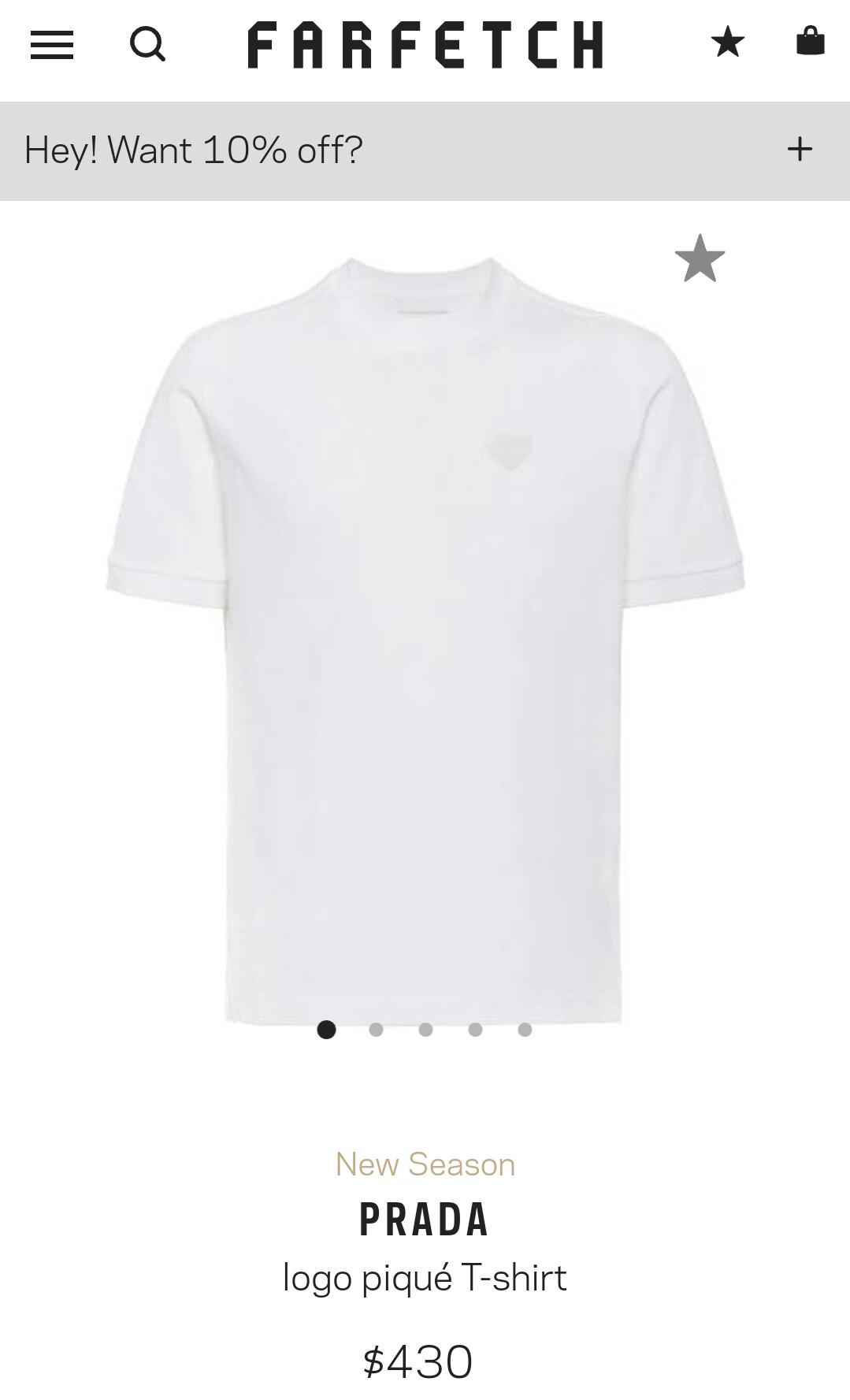 Gambar Putih Polos : gambar, putih, polos, Gila!, Prada, Putih, Polos, Seharga, Jatim, TIMES