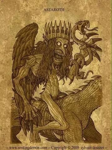 Jin Setan Iblis : setan, iblis, Iblis, Paling, Populer, Terkuat, Dunia, MalangTIMES