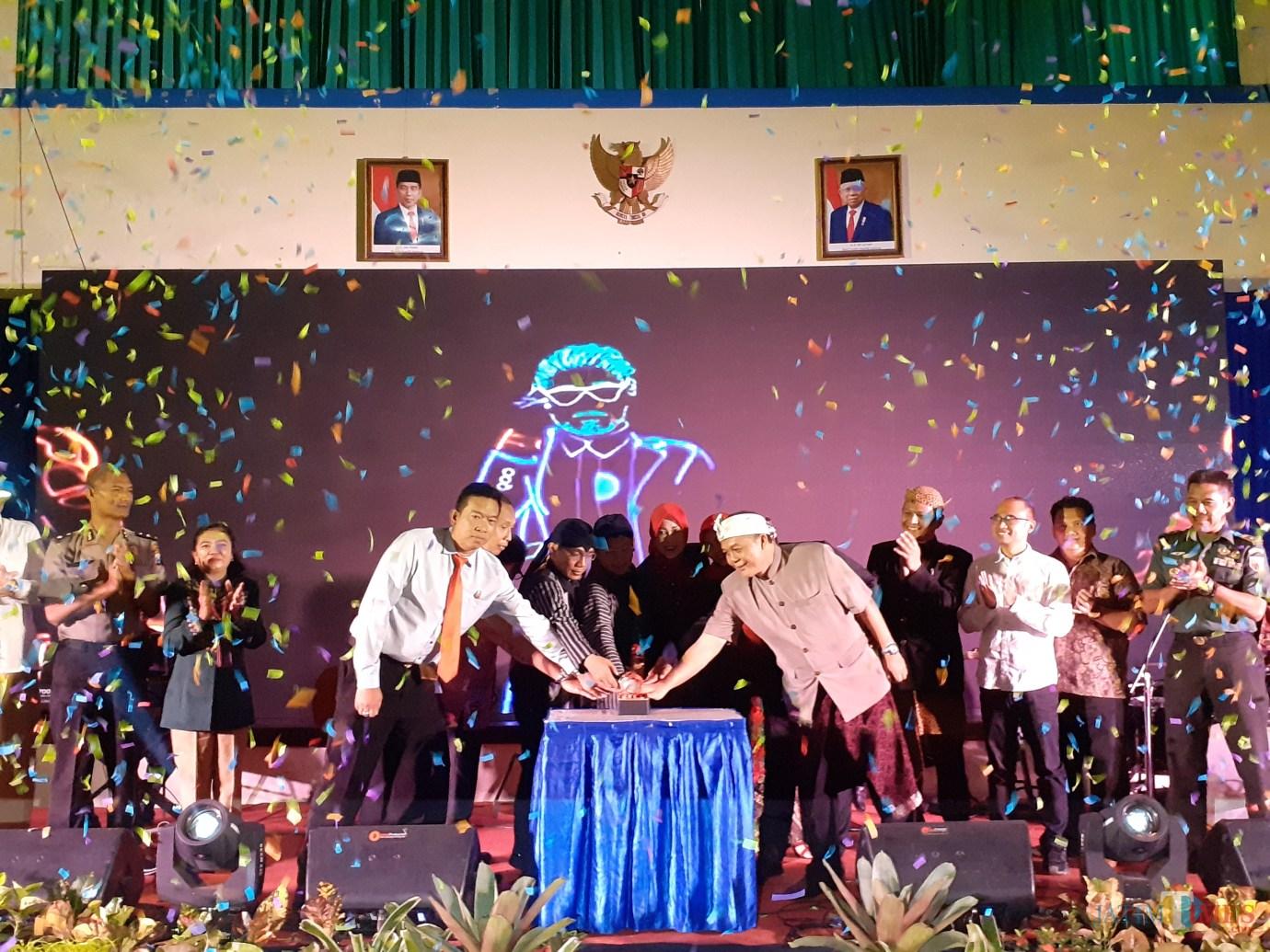 Ambyar Launching Sppt Pbb 2020 Bapenda Kota Malang Pecah Abis
