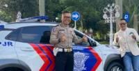 Mobil Listrik Polisi Pertama di Indonesia, Berikut Spesifikasi dan Harganya