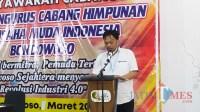 Ketua Umum BPC HIPMI Bondowoso: Kita Siap Gelorakan UMKM