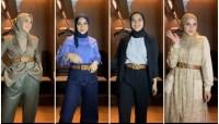 Tampil Lebih Modis dengan Fashion Item Statement Belt ala Hijabers