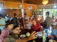 Makan hingga Foto Bareng, Potret kedekatan Rektor UIN Malang dengan Mahasiswa Asing