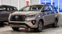 Toyota Rilis Innova Edisi Terbatas, Ini Keunggulannya
