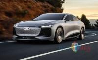 Klimis Abis, Audi Resmi Perkenalkan A6 E-Tron