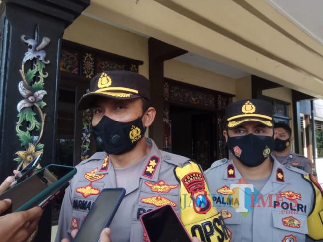 168 Personel Polres Sumenep Diterjunkan dalam Ops Ketupat Semeru 2021