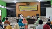 Dinsos-P3AP2KB Dorong Pembentukan Forum Komunikasi Lembaga Kesejahteraan Sosial