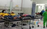 Keracunan Massal Karyawati Pabrik di Jombang, Polisi Periksa HRD hingga Pedagang Cecek
