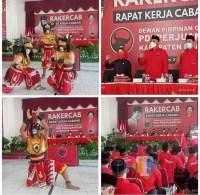 DPC PDI P Kabupaten Ngawi Dipuji Sri Untari