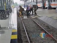 PT KAI Daop 7 Madiun Batasi Perjalanan Kereta Api