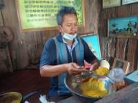 Pengrajin Ramuan Herbal di Kediri Kebanjiran Order di PPKM Darurat