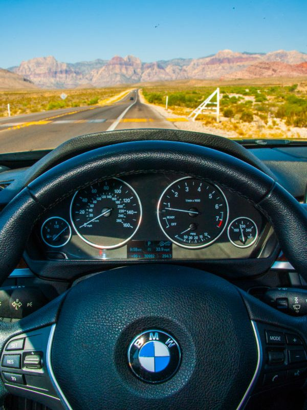 BMW in Nevada
