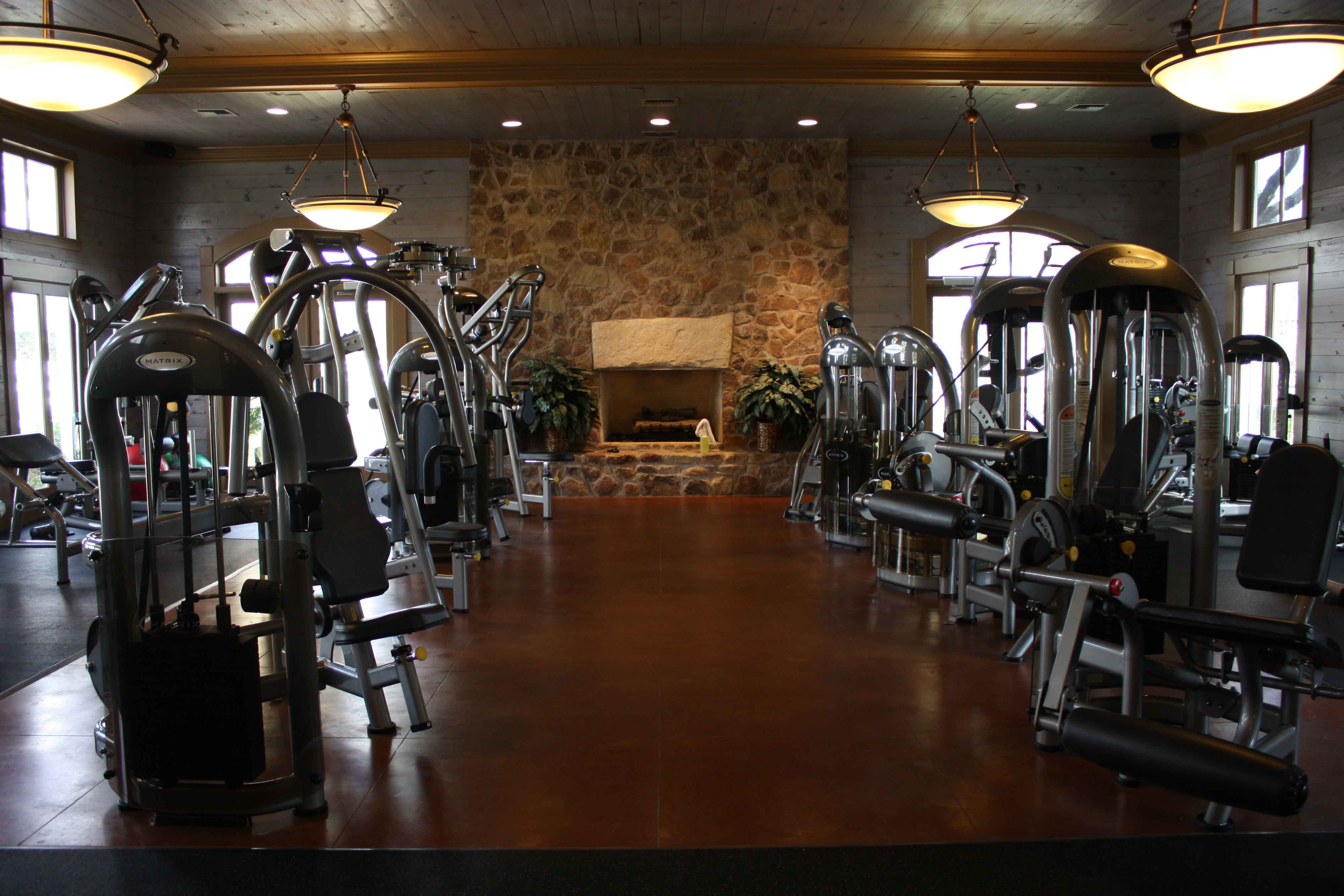 Fitness Center Consulting The Risher Co Gym Design