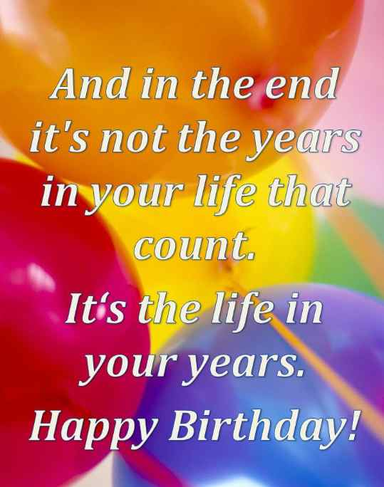 birthday Inspirational Quotes Pictures Motivational