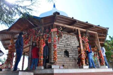 The Path Of Salvation Mukteshwar Mahadev Temple, Nainital