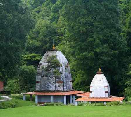 Binsar Mahadev Temple -Ranikhet, Almora, Uttarakhand