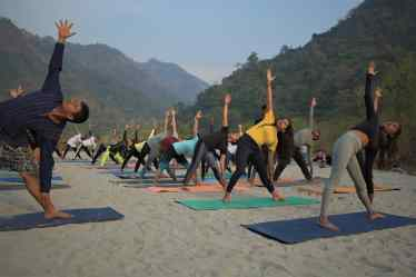 Everything You Need To Know About Yoga Trips To Rishikesh India