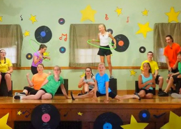 theater camp Beverly MA