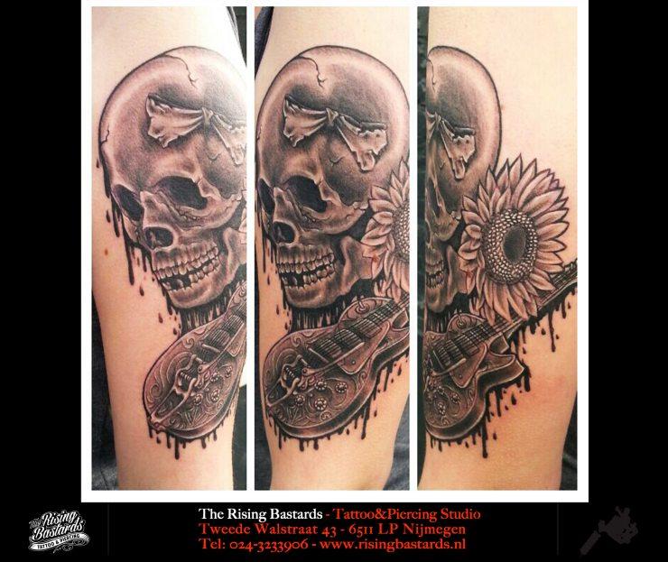 skulltattoo_violettattoo_tattooshopnederland_tattoeage_tattooing_tattooartist_therisingbastards