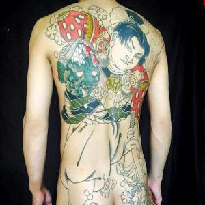 traditionele_japanse_tattoo_dragon
