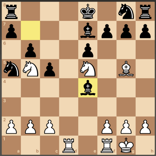 Chess 2100 Puzzle