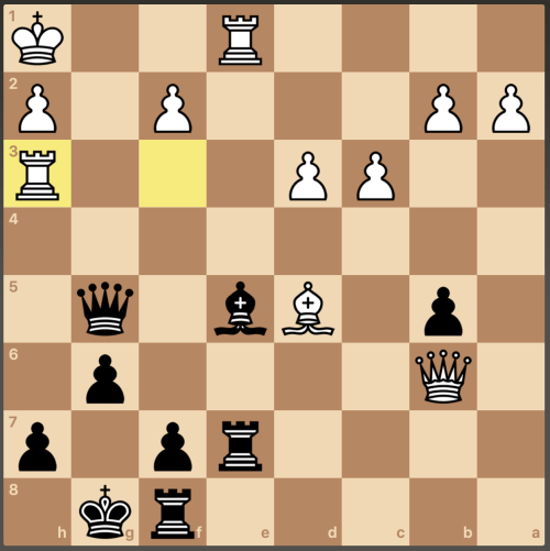 Chess 2498 Puzzle