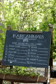 Wind In The Willows Wedding Rising out of the ocean blog animal seeting plan chalkboard