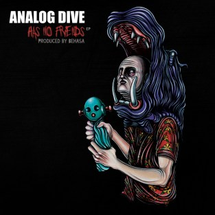 analog-dive---has-no-friends-cover