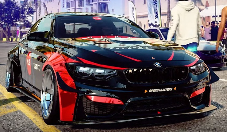 Released: Need for Speed Heat gameplay trailer - Rising Sun Chatsworth
