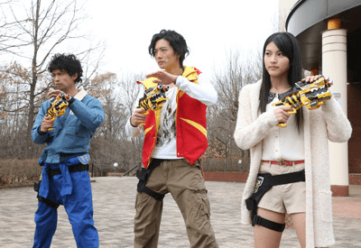 Preview for Episode 2 of Zyuden Sentai Kyoryuger