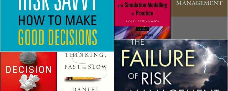 16 best risk management books (updated in 2020)