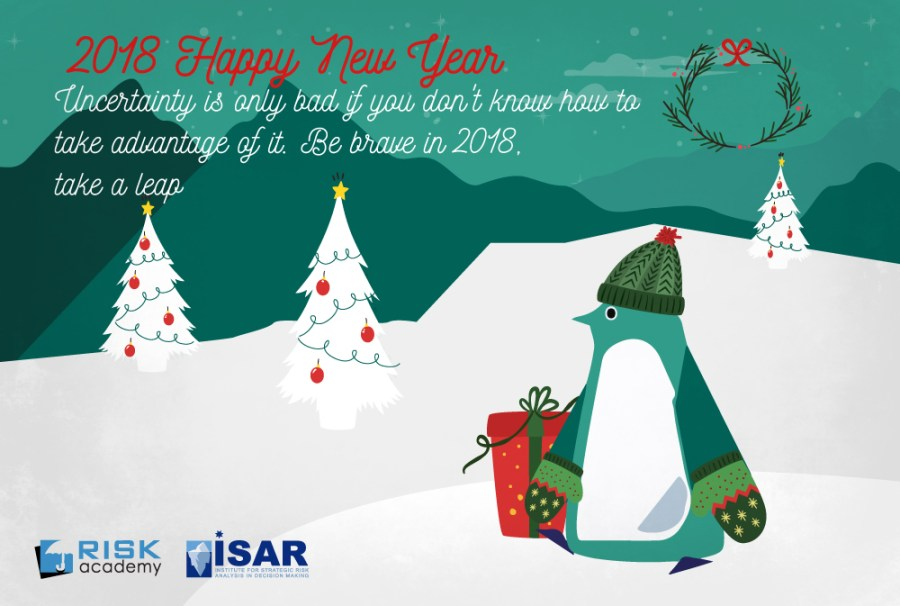 RISK-ACADEMY wishes you Happy New Year!