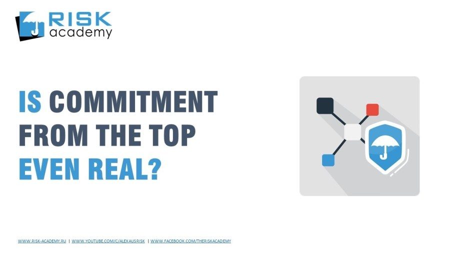 59. Commitment from the top – Alex Sidorenko
