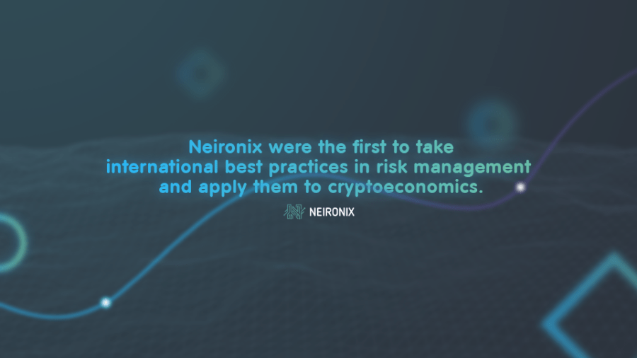 Meet NEIRONIX, the future of risk management