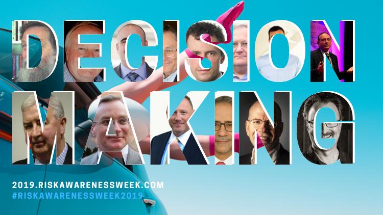 Weekend fun: win amazing prizes by just registering to #riskawarenessweek2019