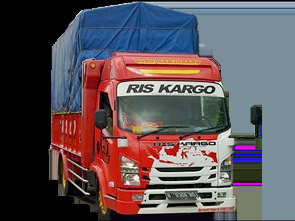truk ekspedisi ris kargo