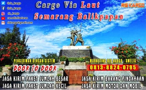 Ekspedisi Semarang Balikpapan