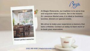Biagio Restaurant