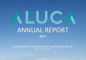 ALUCA Annual Report 2017