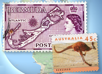 Bermuda to Australia by Tracy Peterson