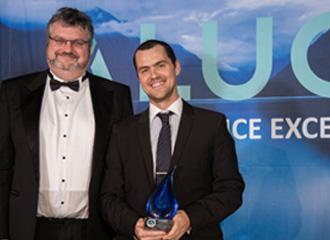 ALUCA Life Insurance Excellence Awards Winner: Stephen Connolly, Zurich