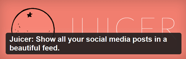 Juicer - Social Automation Plugin