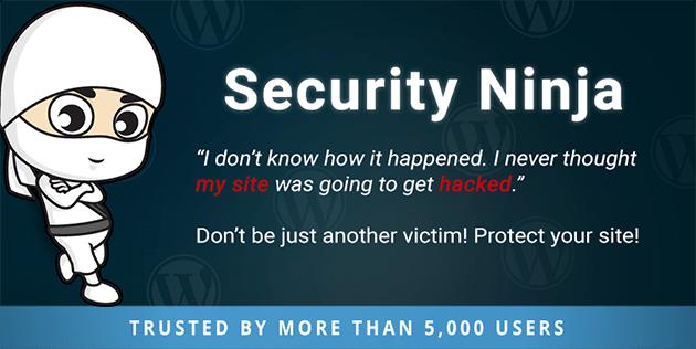 security ninja pro plugin