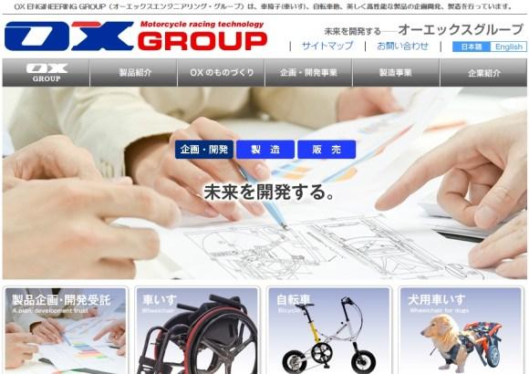 OX GROUP