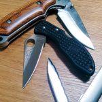 我が家のナイフ