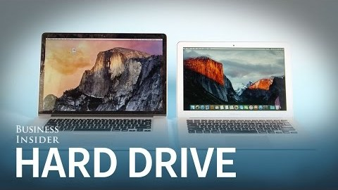 Turn Your MacBook Into an External Hard-drive By Pressing One Button
