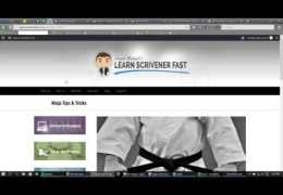 Why I Endorse This Step-by-Step Scrivener Course