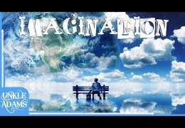 How Will The World Benefit From Your Imagination?
